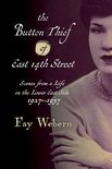 The Button Thief of East 14th Street Cover by Royce M. Becker