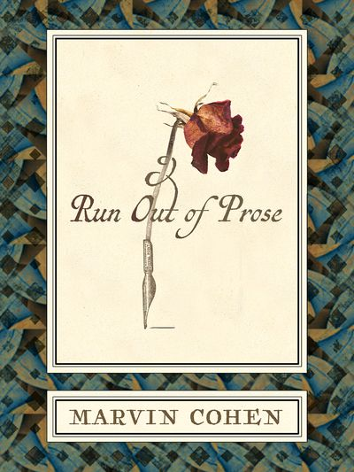 Run Out of Prose Cover