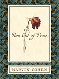 Run Out of Prose Cover by Royce M. Becker