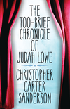 The Too-Brief Chronicle of Judah Lowe Cover by Royce M. Becker
